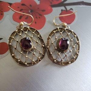 Vintage Earrings 925
